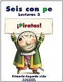 Lecturas 3: ¡Piratas!