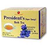 Tea President&#8217;s Super Energy Herb 20 Bags Reviews