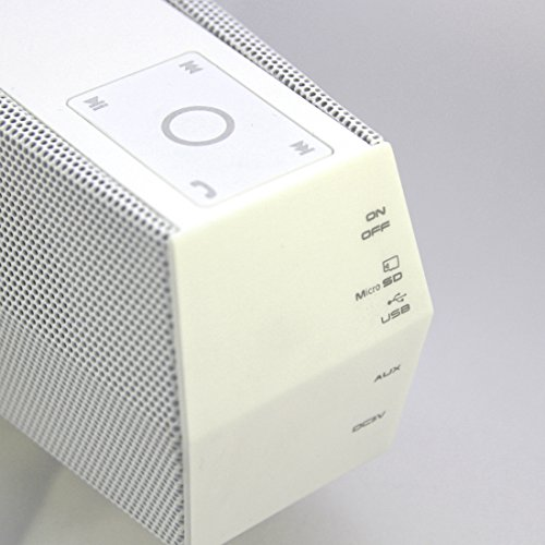 Lumace-LBS01-HEXAGON-Wireless-Speaker