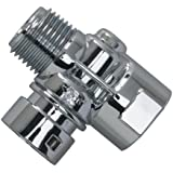 Rinse Ace 4001 Extra Connector for the Rinse Ace Detachable Hose, Chrome