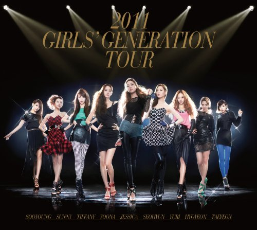 2011 Girls Generation Tour (韓国盤)