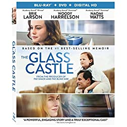 The Glass Castle [Blu-ray]