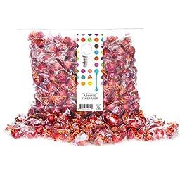 Atomic Fireballs - Wrapped - 5 Lb.- Bulk Candy - Resealable Bag
