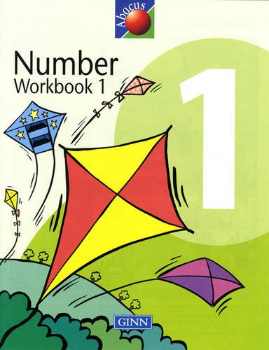 1999 Abacus Year 1 / P2: Workbook Number 1 (8 Pack) (New Abacus (1999))