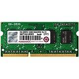 Transcend ノートPC用メモリ PC3-12800 DDR3 1600 2GB 1.5V 204pin SO-DIMM (無期限保証) TS256MSK64V6N