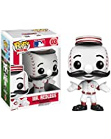 Funko Pop! Major League Baseball: Mr. Red Vinyl Figure