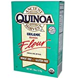 One 18 oz Ancient Harvest Quinoa Flour