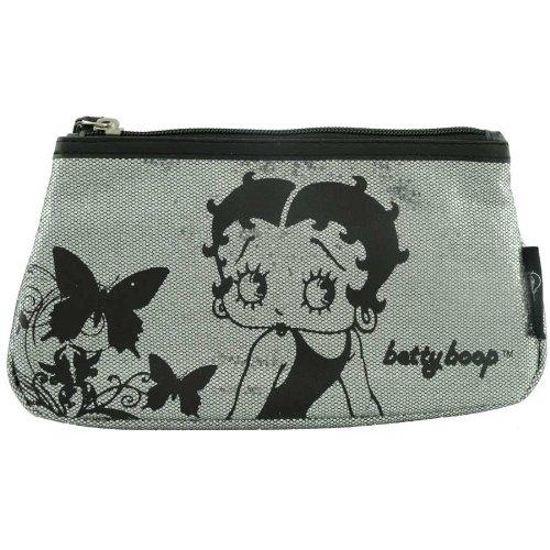 Betty Boop - Trousse, con glitter