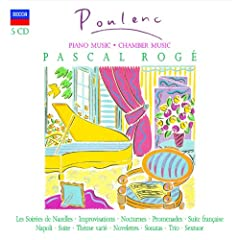Poulenc: Piano Music & Chamber Works