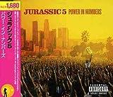 Songtexte von Jurassic 5 - Power in Numbers