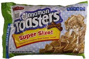 Malt-O-Meal Cinnamon Toasters, 33 Ounce (Pack of 2)