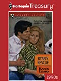 img - for Ryan's Rescue (Harlequin Silhouette Intimate Moments) book / textbook / text book