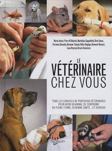 LIVRE - Le vétérinaire chez vous 51Qhjg0qAkL._