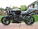 R&G Crash Protectors in Black to fit a Triumph Speed Four
