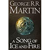 A Game of Thrones: The Story Continues Books 1-5: A Game of Thrones, A Clash of Kings, A Storm of Swords, A Feast for Crows, A Dance with Dragons (A Song of Ice and Fire)by George R. R. Martin