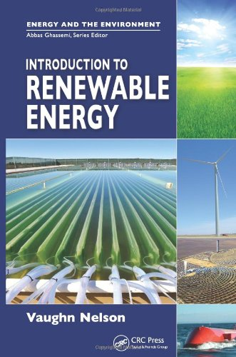 Introduction To Renewable Energy (Energy And The Environment) front-607567