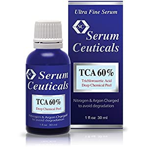 "I Max 60% Trichloroacetic Acid Serum-Deep Chemical Peel-1 oz 30 ml. by ""MaxLife USA, Inc"""