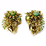 Adele Clip Earrings by Bijoux Heart||EVAEX