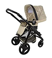 Bebecar Ip-op Evolution Pushchair Vanilla Swirl by Bebecar