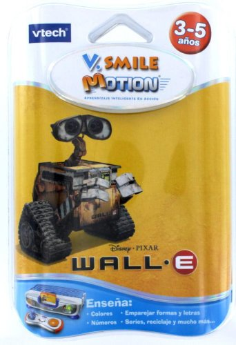 Vtech V Smile Motion Wall.E - Spanish