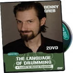 Benny Greb The Language of Drumming [Import]
