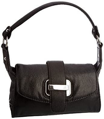 Jane Shilton Black Shoulder Bag 24