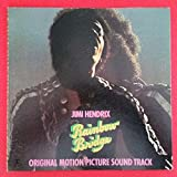 JIMI HENDRIX Rainbow Bridge LP Vinyl VG++ Cover VG++ GF 1971 Reprise MS 2040