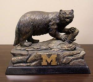 NCAA Michigan Wolverines Desktop Statue by Wild Sales