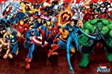Marvel Heroes - Attack - Maxi Poster - 61 cm x 91.5 cm