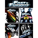 Fast & Furious 4-Movie Collection 2009 PG-13