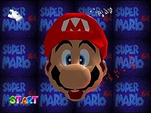 Super Mario 64 from Nintendo