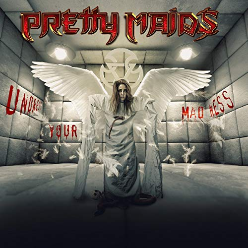 CD : PRETTY MAIDS - Undress Your Madness