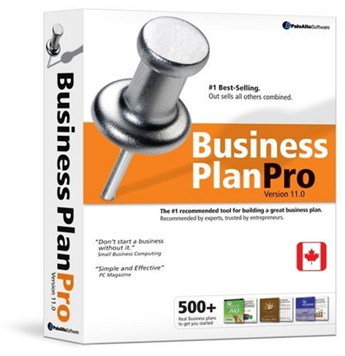 Business Plan Pro 11.0