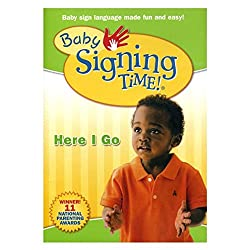Harris Communications Dvd202 Baby Signing Time 2 Here I Go Dvd