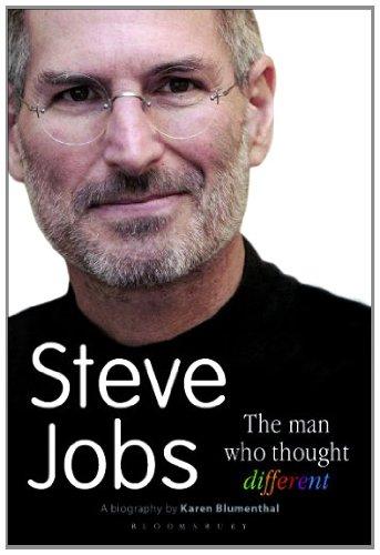 Karen Blumenthal - Steve Jobs The Man Who Thought Different