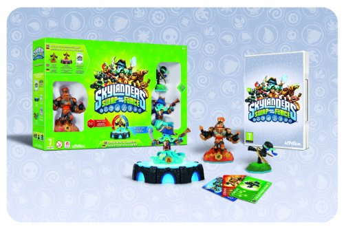 Skylanders Swap Force - Starter Pack  screenshot