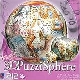 MARILYN MONROE 3D PUZZISPHERE 212 JIGSAW...