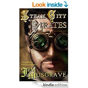 steam city pirates book