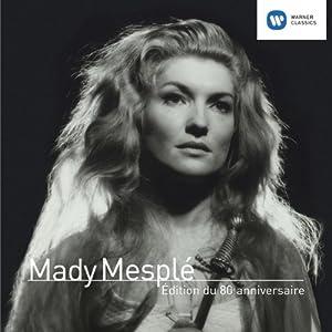 Mady Mesplé : Album du 80e anniversaire (4 CD)
