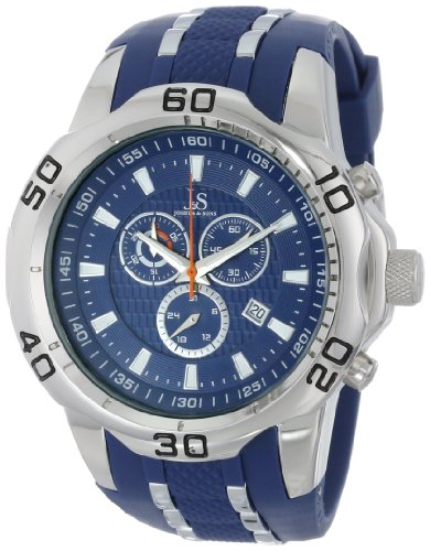Joshua & Sons JS50BU - Reloj para hombres
