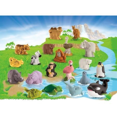 Fisher Price Little People Zoo Animal Collection