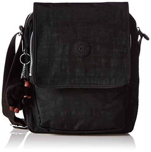 Kipling Womens Netta Cross-Body Bag Black