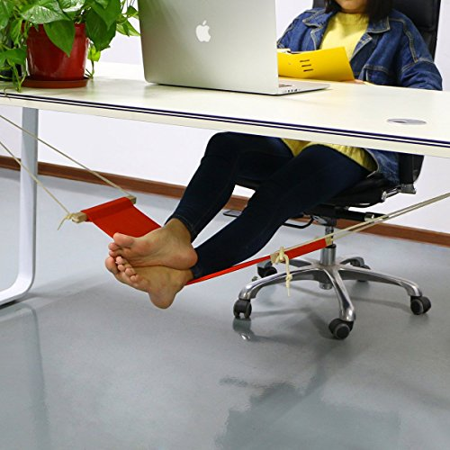 accmart-adjustable-mini-foot-rest-stand-office-desk-feet-hammock-orange
