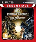 Mortal Kombat Vs DC Universe Essentials (PS3)