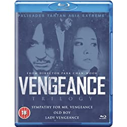 Vengeance Trilogy [Blu-ray]