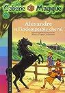 La Cabane Magique, Tome 44 : Alexandre et l'indomptable cheval par Osborne