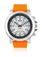 Sparco Reloj Man James Naranja 42 mm