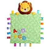 Taggies Peek-a-boo Blanket, Lion by Taggies