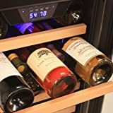 edgestar 26 bottle  80 can side by side 30 wide wine  beverage center