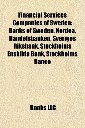 financial-services-companies-of-sweden-banks-of-sweden-nordea-handelsbanken-sveriges-riksbank-stockh